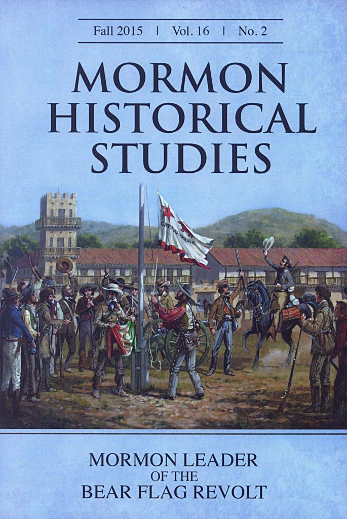 Mormon Historical Studies