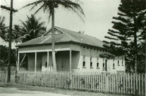 The Laie Social Hall