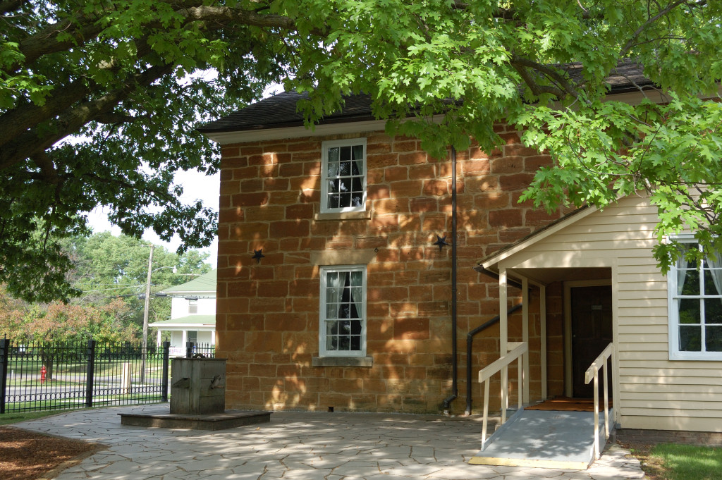 Carthage Jail. Photo by Kenneth Mays.