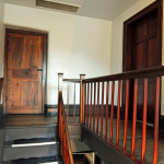 View of second floor at Carthage Jail. Photo by Kenneth Mays.