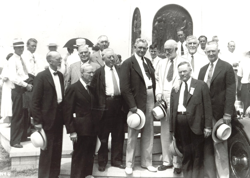 Hill Cumorah 1935 - 01
