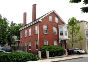 Nathaniel Felt home, Salem, MA.