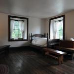 Jailer's bedroom in Carthage Jail.
