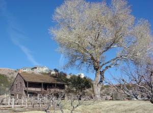Jacob Hamblin home Santa Clara, Utah. Photo by Kenneth Mays.
