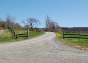 Joseph Knight farm site. Photo by Kenneth Mays.