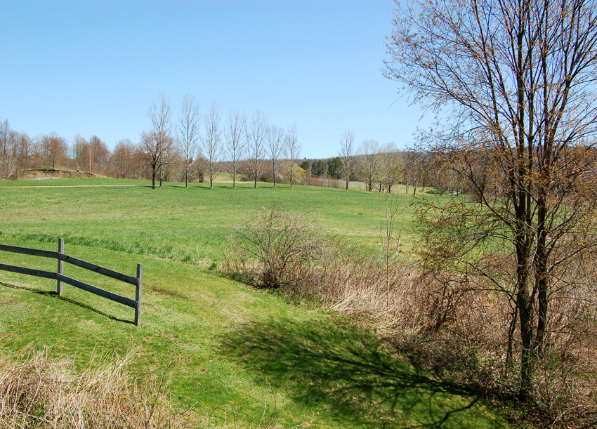 Joseph Knight farm site. Photo by Kenneth Mays.