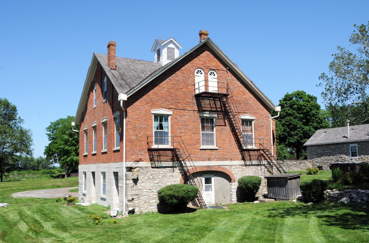 Nauvoo House on
