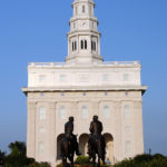 Nauvoo Temple. Photo by Kenneth Mays.