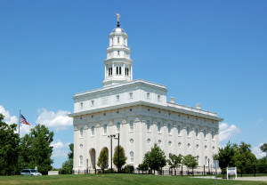 The rebuilt Nauvoo Temple. Photo by Kenneth Mays.