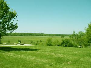 Near the location of Adam-ondi-Ahman. Photo courtesy of Alexander L. Baugh