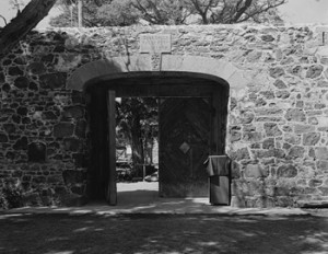 Historic Cove Fort Photo courtesy of the Library of Congress, Prints & Photographs Division