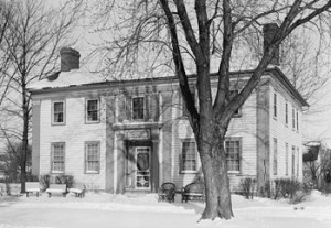Joseph Smith's Mansion House Photo courtesy of the Library of Congress, Prints & Photographs Division