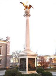 The Seagull Monument Photo courtesy Derek J. Tangren
