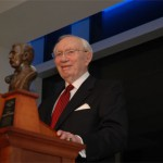 President Hinckley spoke about Junius F. Wells and the great work that he did to honor the Prophet Joseph Smith's birth in 1905.