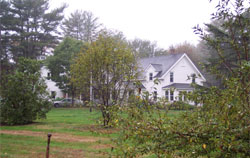 Estate, as it appears today, was homestead of five generations of Joseph Smith ancestors Courtesy Jonathan Wisco