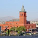 Union Depot in El Paso - 2012
