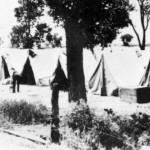 Tent City in El Paso