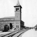 Union Depot in El Paso - 1912