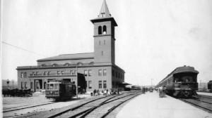 Union Depot in El Paso