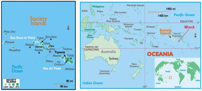 Shipwrecked In The South Pacific – 3 Oct 1855 Lineagekeeper Genealogy Collections and Tales