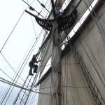 climbing-masts