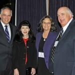 Scott & Dee Lorimer with Elder ans Sister Neil Andersen.