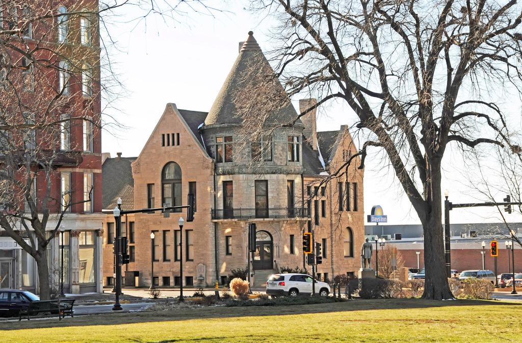 Gardner Museum, building completed 1888.