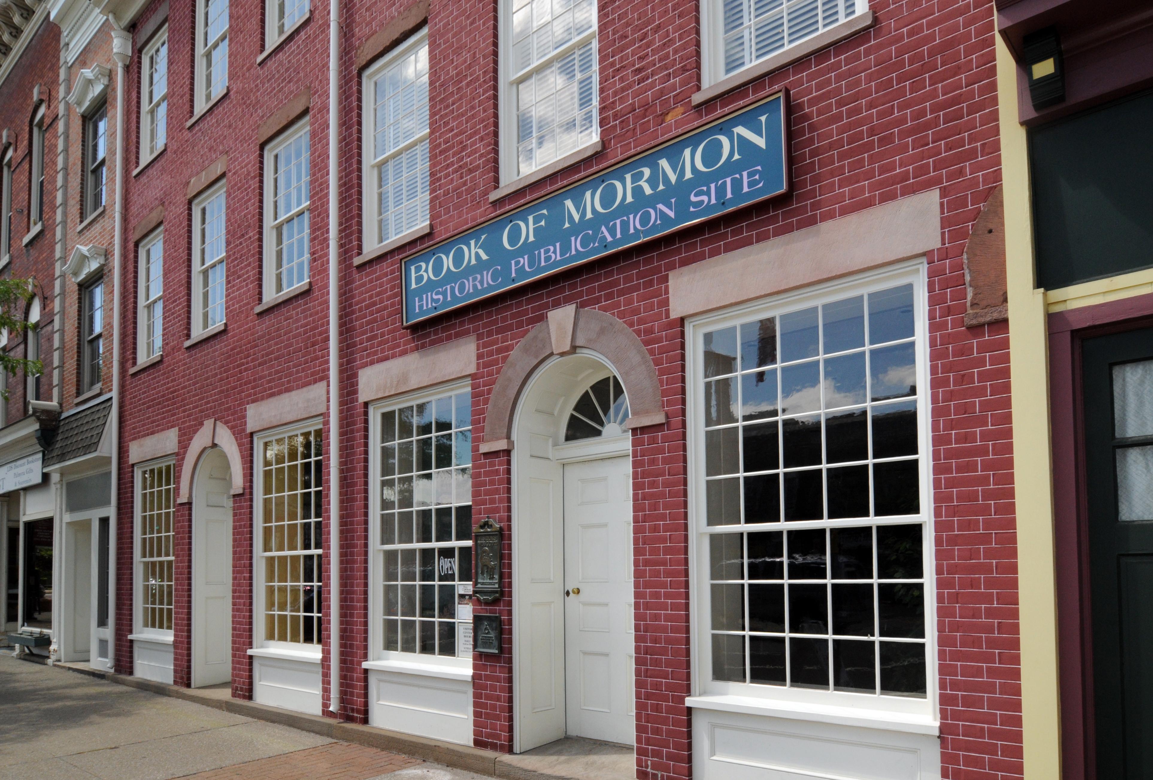 Mormon site