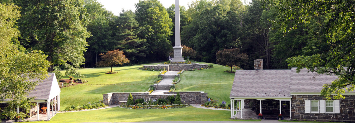 Joseph Smith Memorial,  Sharon, Vermont