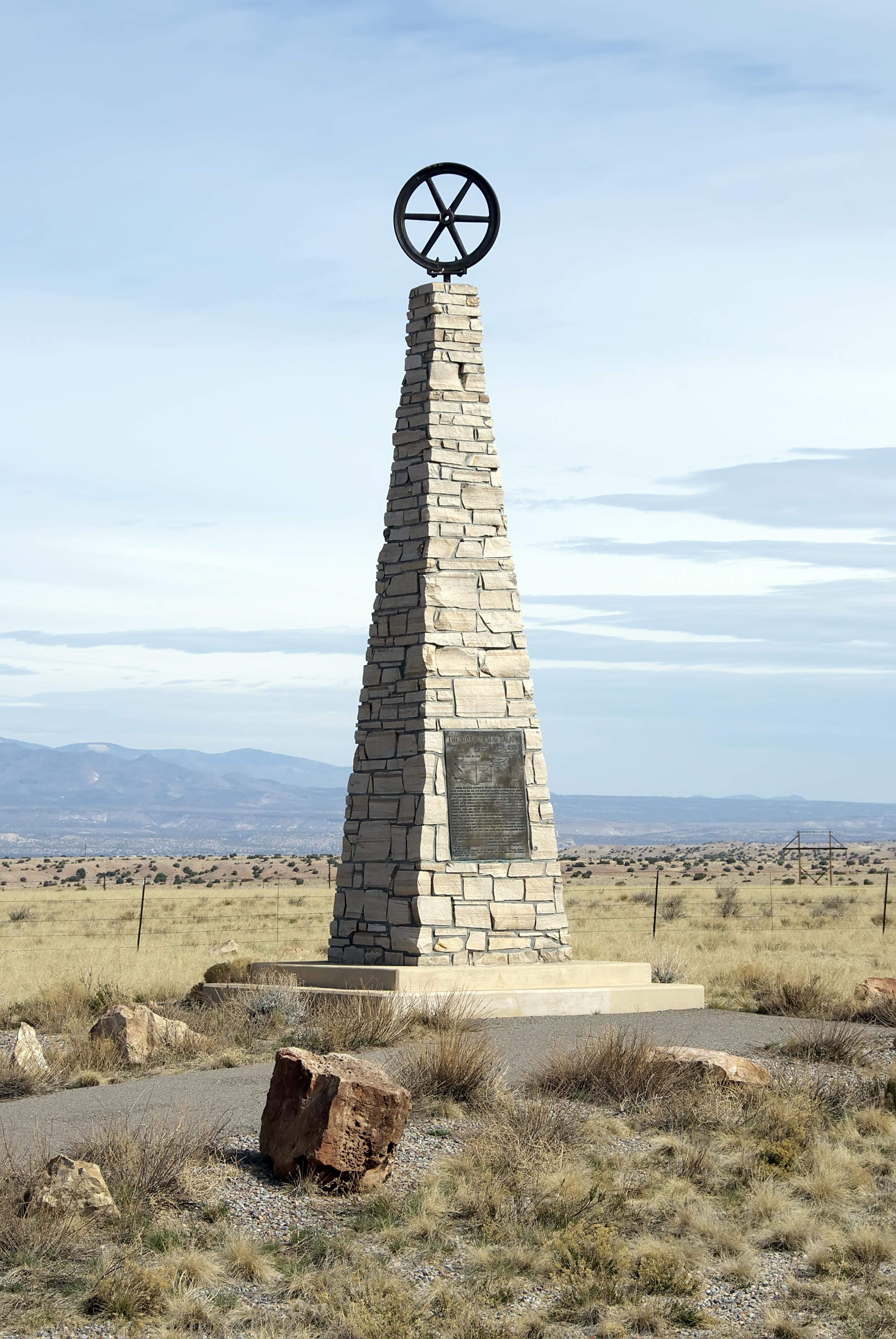 » Mormon Battalion Monument