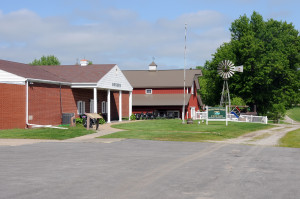 Prairie Trails Museum of Wayne County, Iowa. Photo by Kenneth Mays.