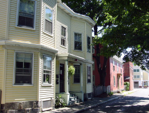 Union Street, Salem, MA. Photo by Kenneth Mays.