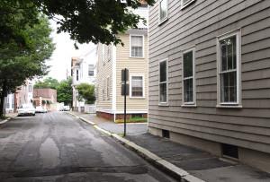 Union Street, Salem, MA. Photo by Kenneth Mays.