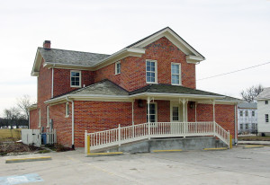 Nauvoo Land and Records Office. Photo by Kenneth Mays.