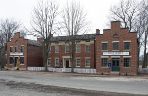 Printing Complex, Nauvoo, IL. Photo by Kenneth Mays.