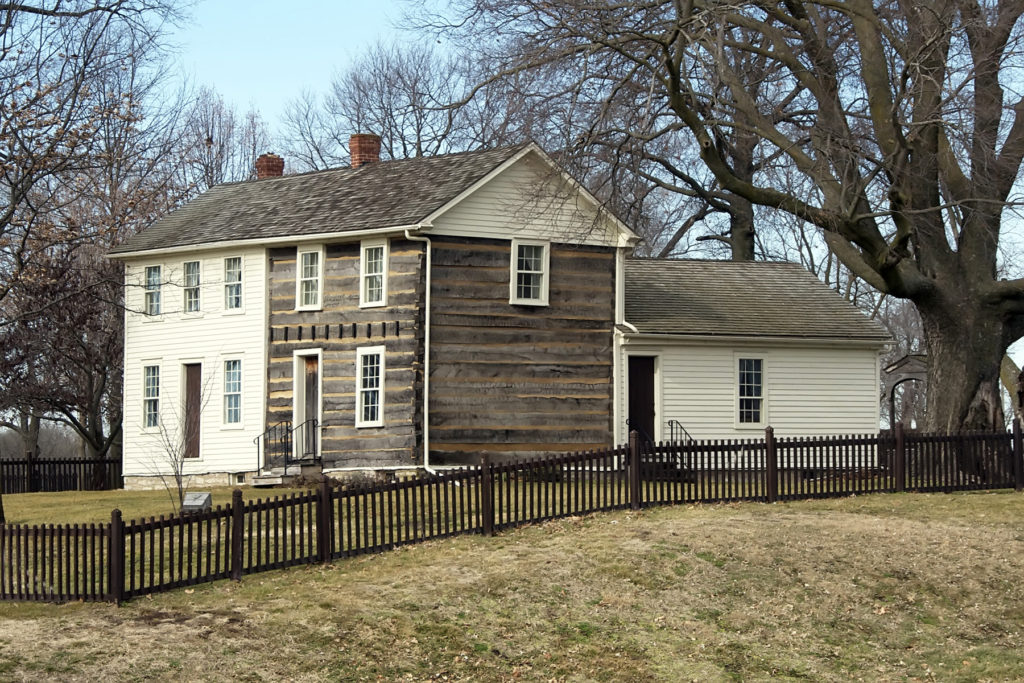 Joseph Smith Homestead. Photo (2013) by Kenneth Mays.