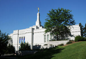 Winter Quarters Temple. Photo by Kenneth Mays.