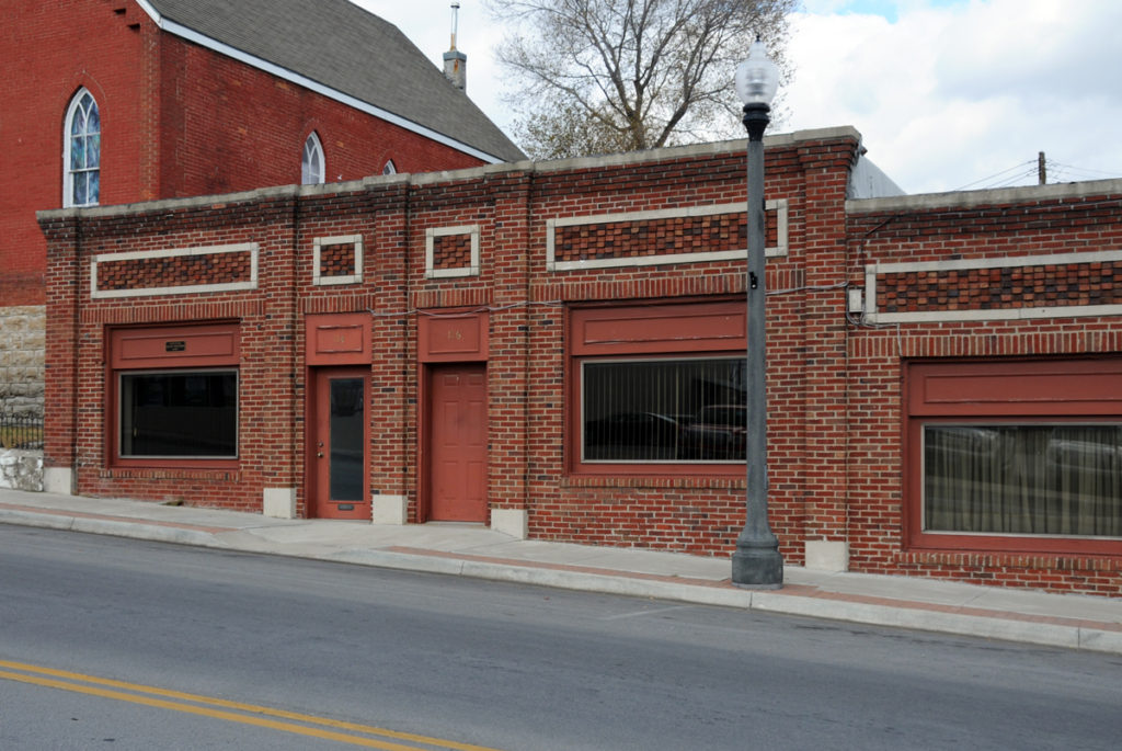 David Whitmer Richmond, MO home site. Photo by Kenneth Mays.